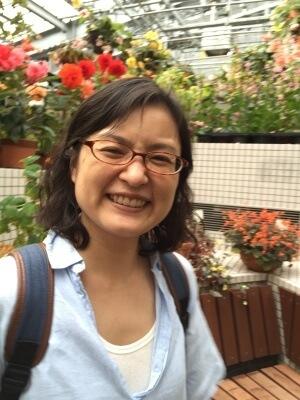 講師、サポート:エルドリッジ・敬子先生