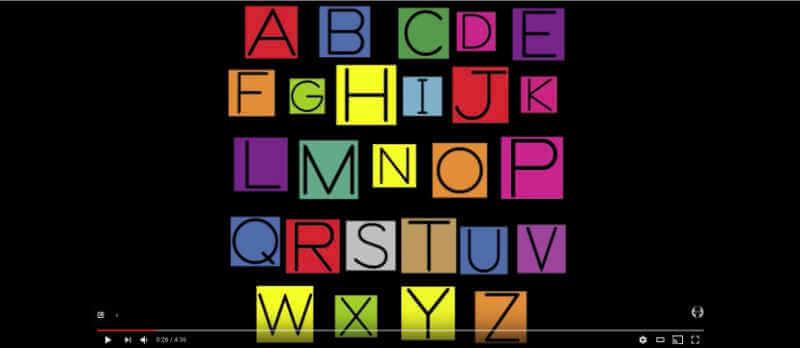 Have Fun Teaching Alphabet Song